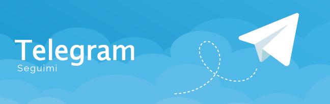 Seguimi su Telegram