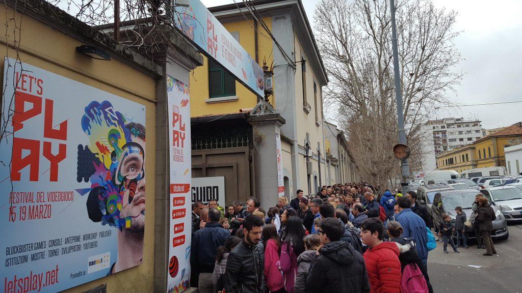 Lets Play Roma Folla