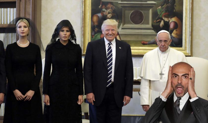 Trump Roma Meme